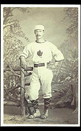 1870s Canadian Player CDV