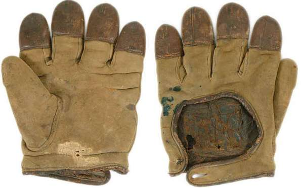 c. 1890's Finger Tipped Glove