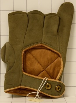 c. 1890's Irwin Glove With Long Pinky Back