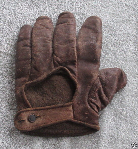 c. 1890's Webless Glove Back