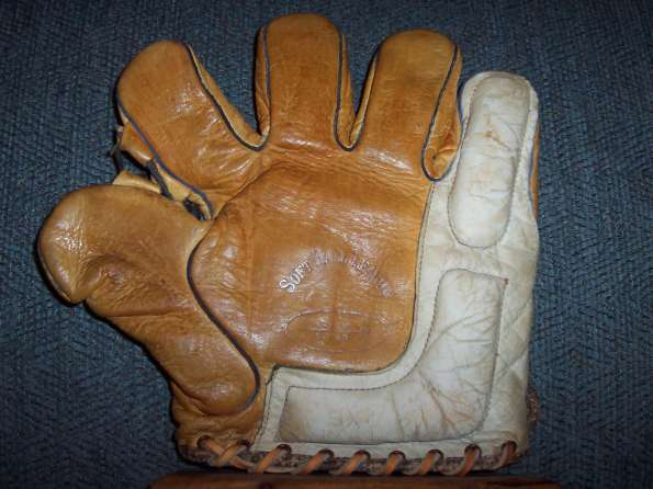 Arrow Brand Softball Glove Front