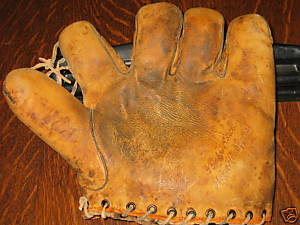Babe Ruth Spalding Canadian Front