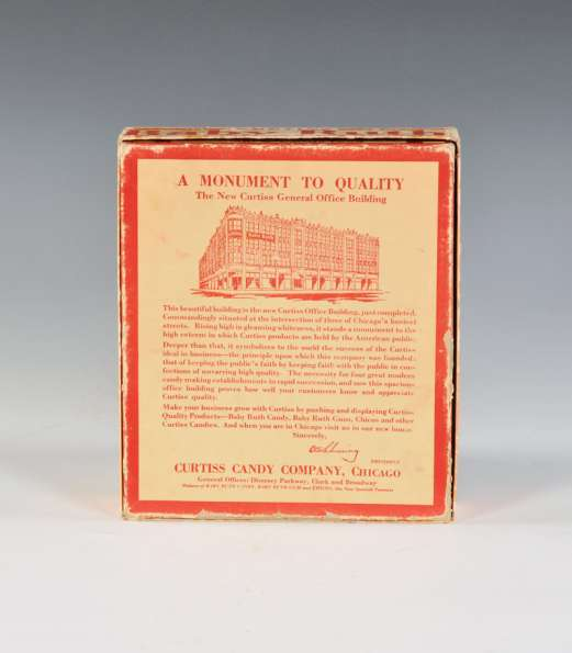 Curtiss Candy Baby Ruth Box 2