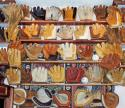 View the image: Dave Cunningham Softball Glove Display