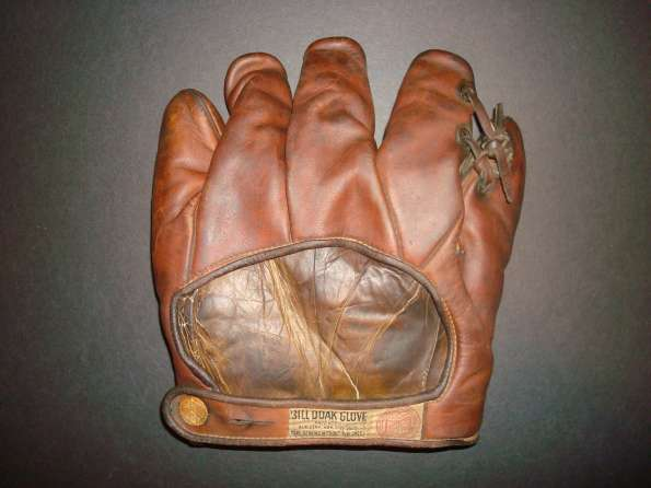Bill Doak Rawlings Original Back
