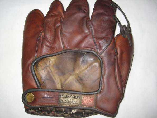 Bill Doak Rawlings J Special Back Mark