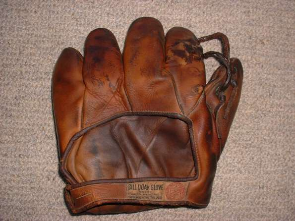 Bill Doak Rawlings Original Back Mark