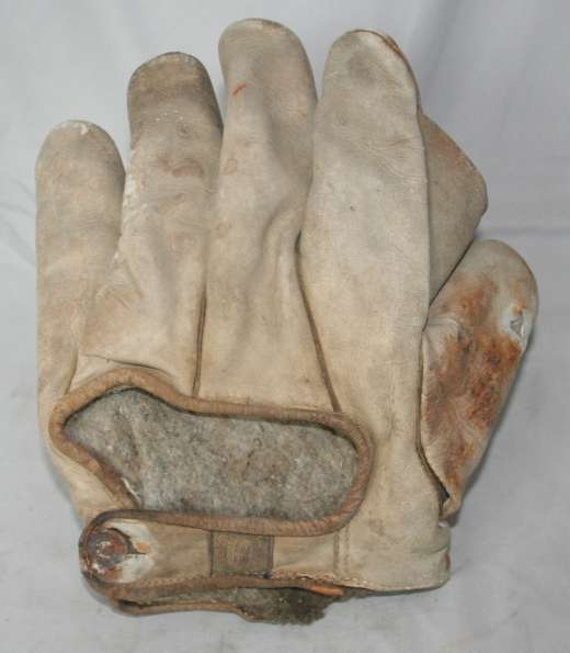 Early 1900's  American Quality Crescent Glove Back