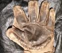 View the image: Early 1900's A.J.Reach Crescent Glove Front