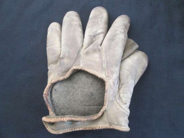 Early 1900's Crescent Glove Back