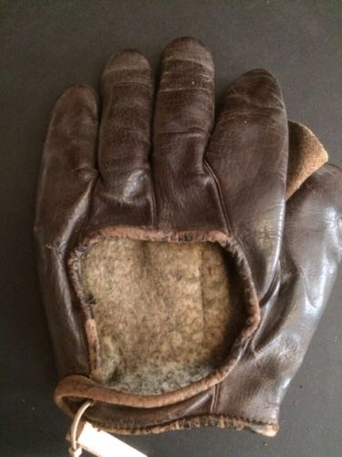 Early 1900's Crescent Glove Narrow Back