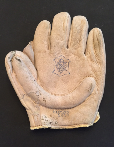 Early 1900's NSG Co. Harvard 501 Crescent Glove Front