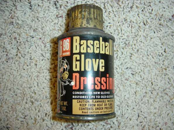 G96 Brand Baseball Glove Dressing