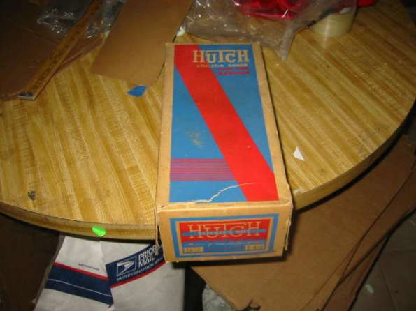 Hutch 140 Snagger Basemitt Box