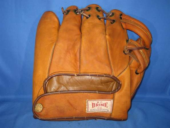 Bucky Harris James W. Brine A4 Back