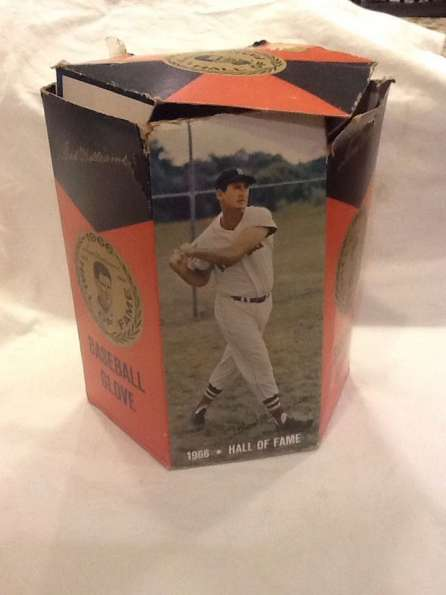 Ted Williams Sears 1600 Box