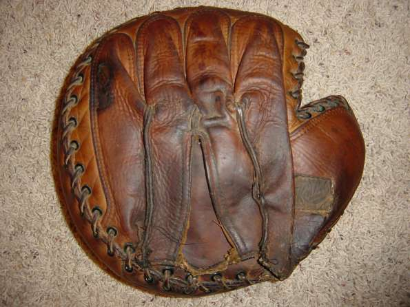Ken Wel Zipper Back Catchers Back