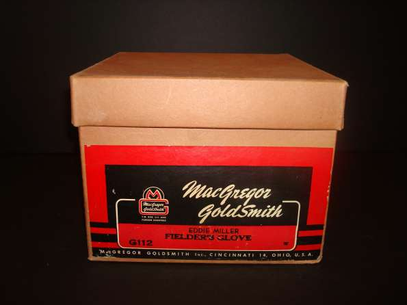 Eddie Miller MacGregor Goldsmith G112 Box