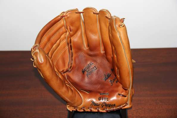 Willie Mays MacGregor G101 Personal Model Front