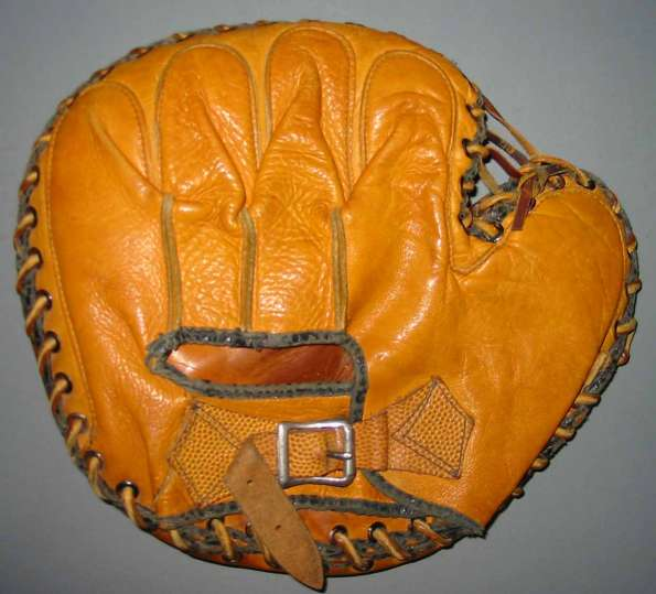Mickey Owen Marathon Catchers Mitt Back