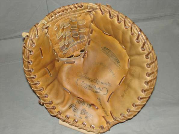 Mickey Mantle Rawlings XFB 19 Front