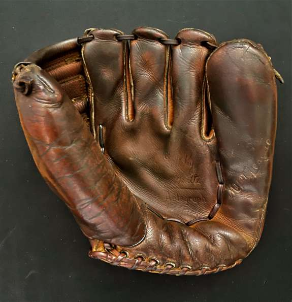 Mickey Mantle Rawlings MM4 Front