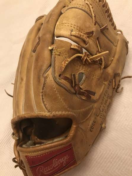 Mickey Mantle Rawlings XPG6 HOH Personal Model Back