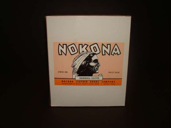 Bob Riverboat Smith Nokona BSB1 Generic Box