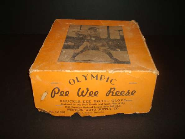 Pee Wee Reese Olympic G1326 Box