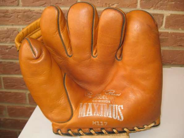Pee Wee Reese Maximus H117 Front