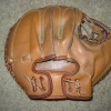 George Phister Kennedy C-89 Catchers Mitt Back
