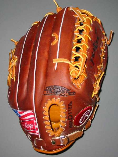 Rawlings Heart of the Hide Pro-TOT Back