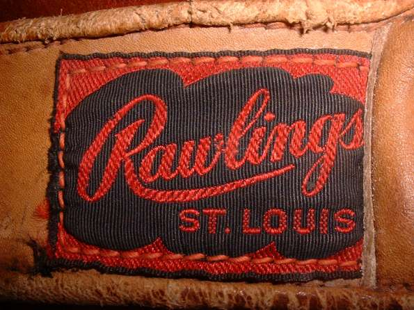 Rawlings Cloud Tag Mid 1940s to 1949