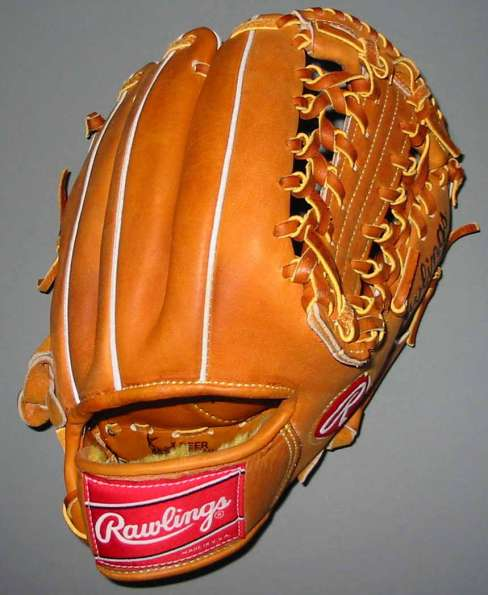 Rawlings Heart of the Hide Pro-204MT Back