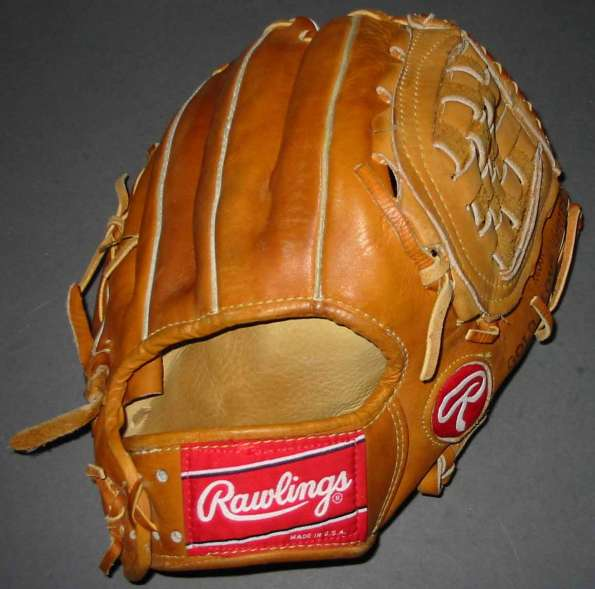 Rawlings Heart of the Hide Pro-7BC Back