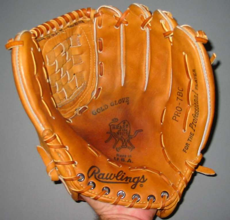 Rawlings Heart of the Hide Pro-7BC Front