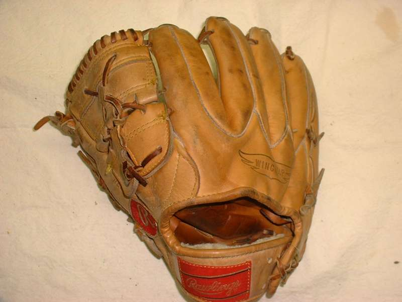 Willie Stargell Rawlings XPG6 Back