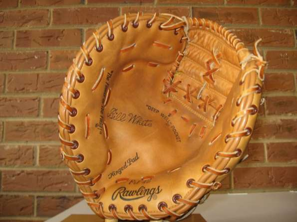 Bill White Rawlings 42 Front