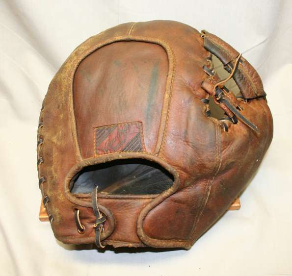 George Sisler Rawlings GS Double Tunnel Web Back