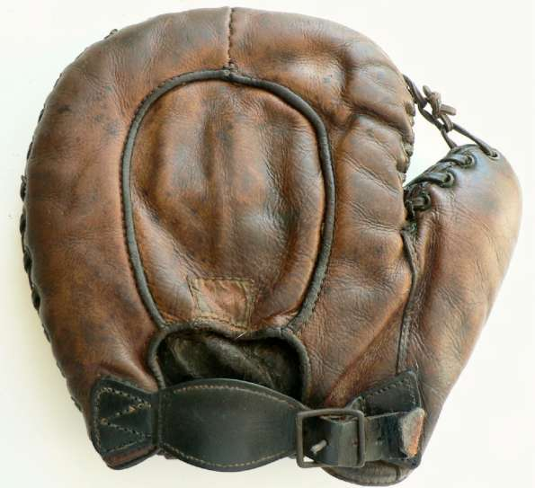 Rawlings Small Basemitt Back