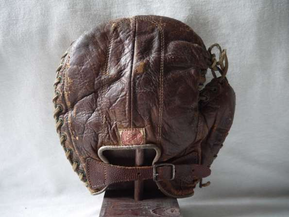 Rawlings Two Tone Basemitt Back