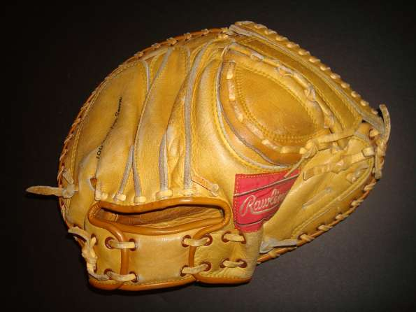 Steve Yeager Rawlings MJ50 Back