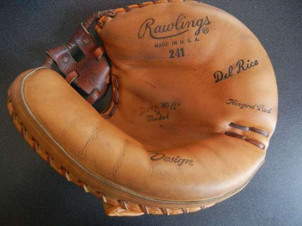 Del Rice Rawlings 241 Front
