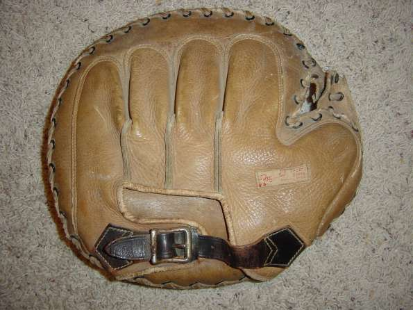 Raywill Catchers Mitt Back