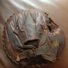 A.J. Reach Sewn Palm Catchers Mitt Back