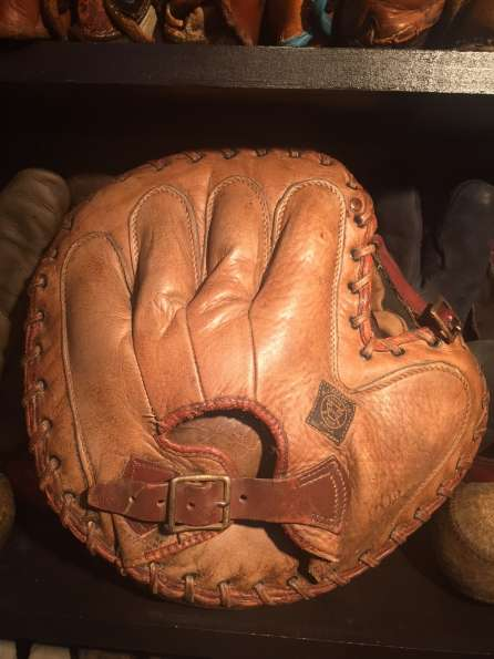 Reach 30 Catchers Mitt Back