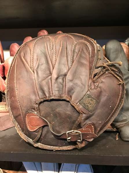 Reach Catchers Mitt Back