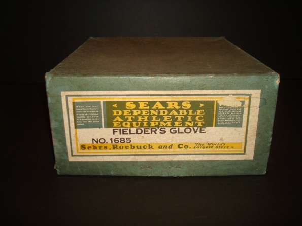 Melvin Ott Sears 1685 Box
