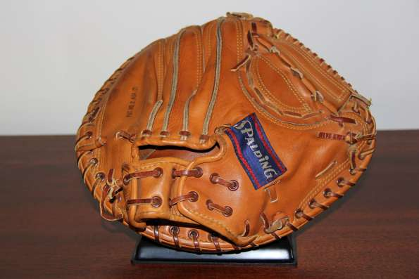 Joe Torre Spalding 42-715 Personal Model Back