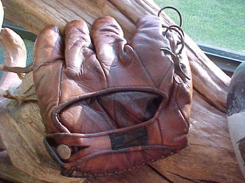 Walter Johnson D&M G44 Back